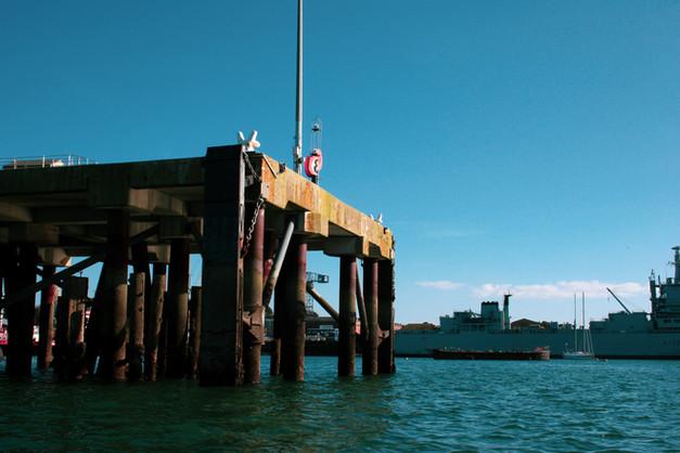 The Dockyard Wharf