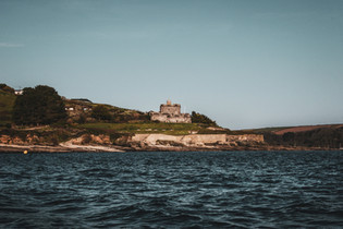 St Mawes Castle and Gun Battery