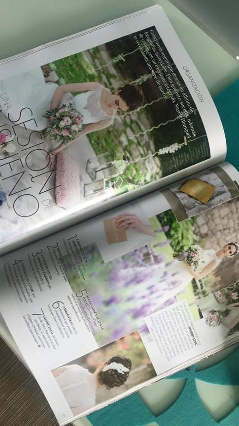 Revista Novias Mexico
