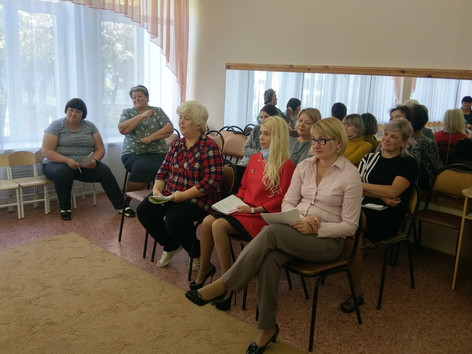 4 мастер-класса в МБДОУ детский сад №171