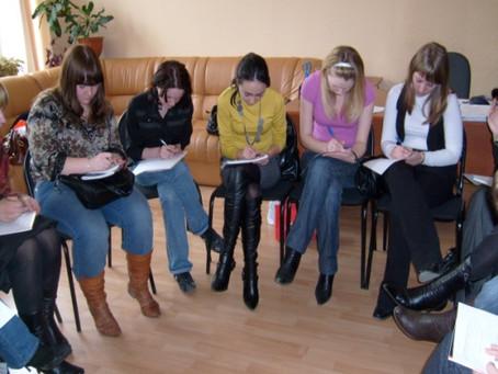 Занятия для родителей в СОШ №1, СОШ №57 г. Иркутска