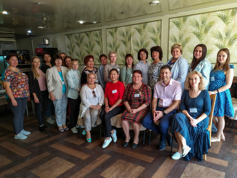 Информационный семинар Байкальской школы психологического здоровья 24.08.2020