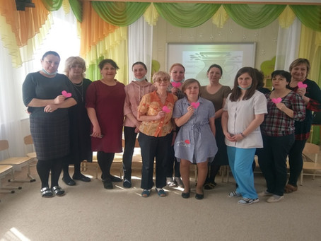 Прошли занятия с родителями в МБДОУ №138 и МБДОУ №174