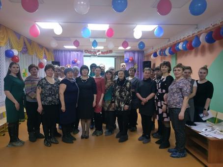 11.03.2020 года в г. Свирске прошли выездные занятия для родителей