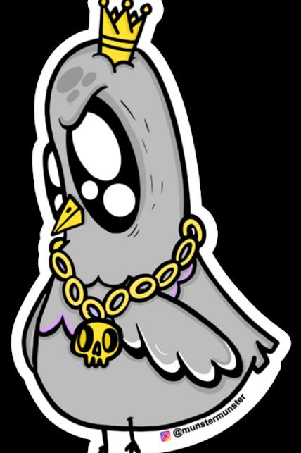 Hood Bird