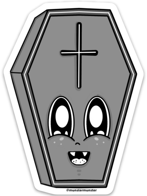 Happy Coffin