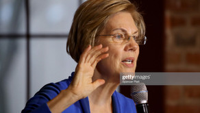 "Does Warren Want to be President....or ""Queen Elizabeth""?"