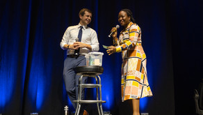 Buttigieg Steps Up His Game...But Can He Bridge the Racial Divide?