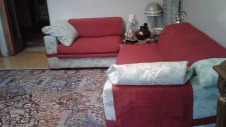 copertura di divani su misura