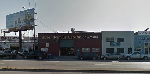 auto body services san francisco