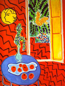 Cut out time for Matisse