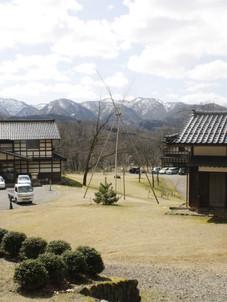 """Japan blue"" magic in the hills of Kanazawa"