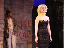 Audrey Little Shop of Horrors Mill Mountain Theatre