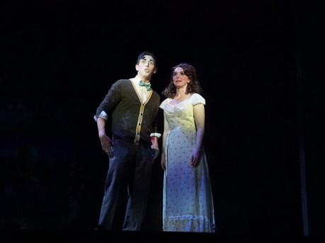 """Mary Bailey """"It's A Wonderful Life: The Musical"""" The Henegar Center Photography: Niko Stamos"""
