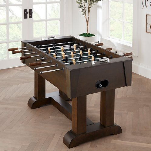 Wood Foosball Game Table