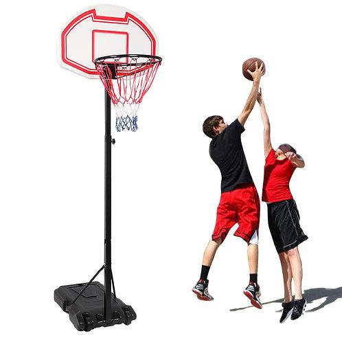 Zimtown Portable Basketball Court