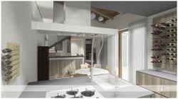 Cucina- ristrutturazione alloggio