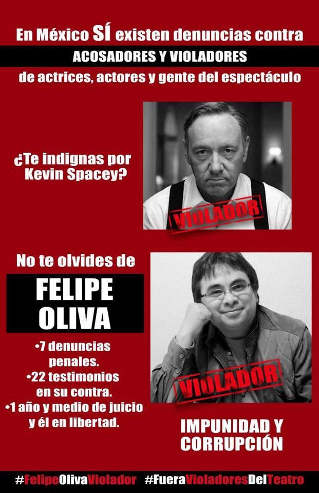 Felipe Oliva: impunidad y corrupción