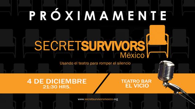 Próximamente... Secret Survivors México