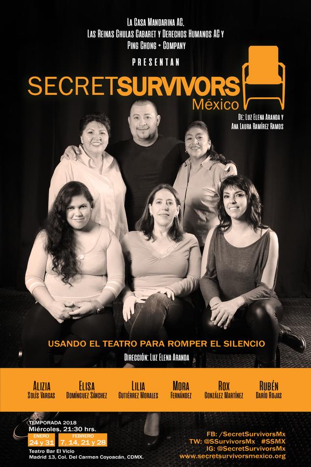Temporada Secret Survivors México 2018