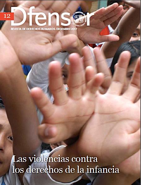 """""""Cuando decir la verdad no es suficiente"""" Mora Fernández en la revista de la CDHDF"""
