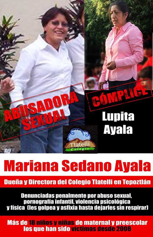 COMUNICADO URGENTE CASO COLEGIO TLATELLI EN TEPOZTLÁN