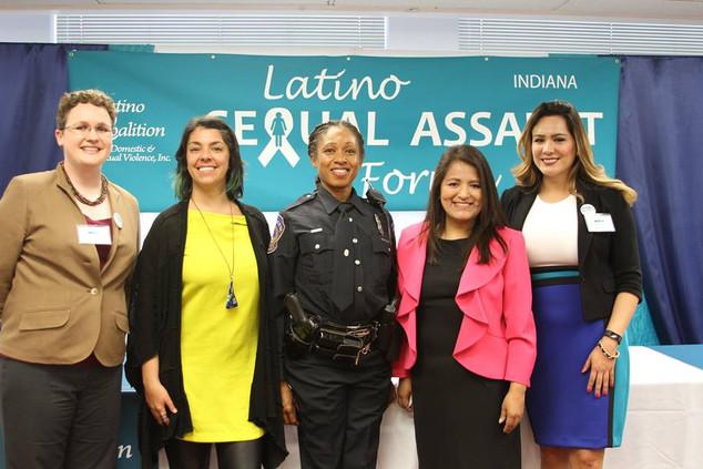 Indianapolis Latino Sexual Assault Forum