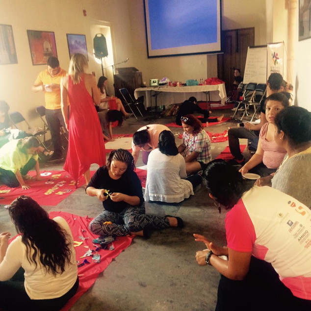 Haciendo visible la violencia sexual en San Miguel de Allende