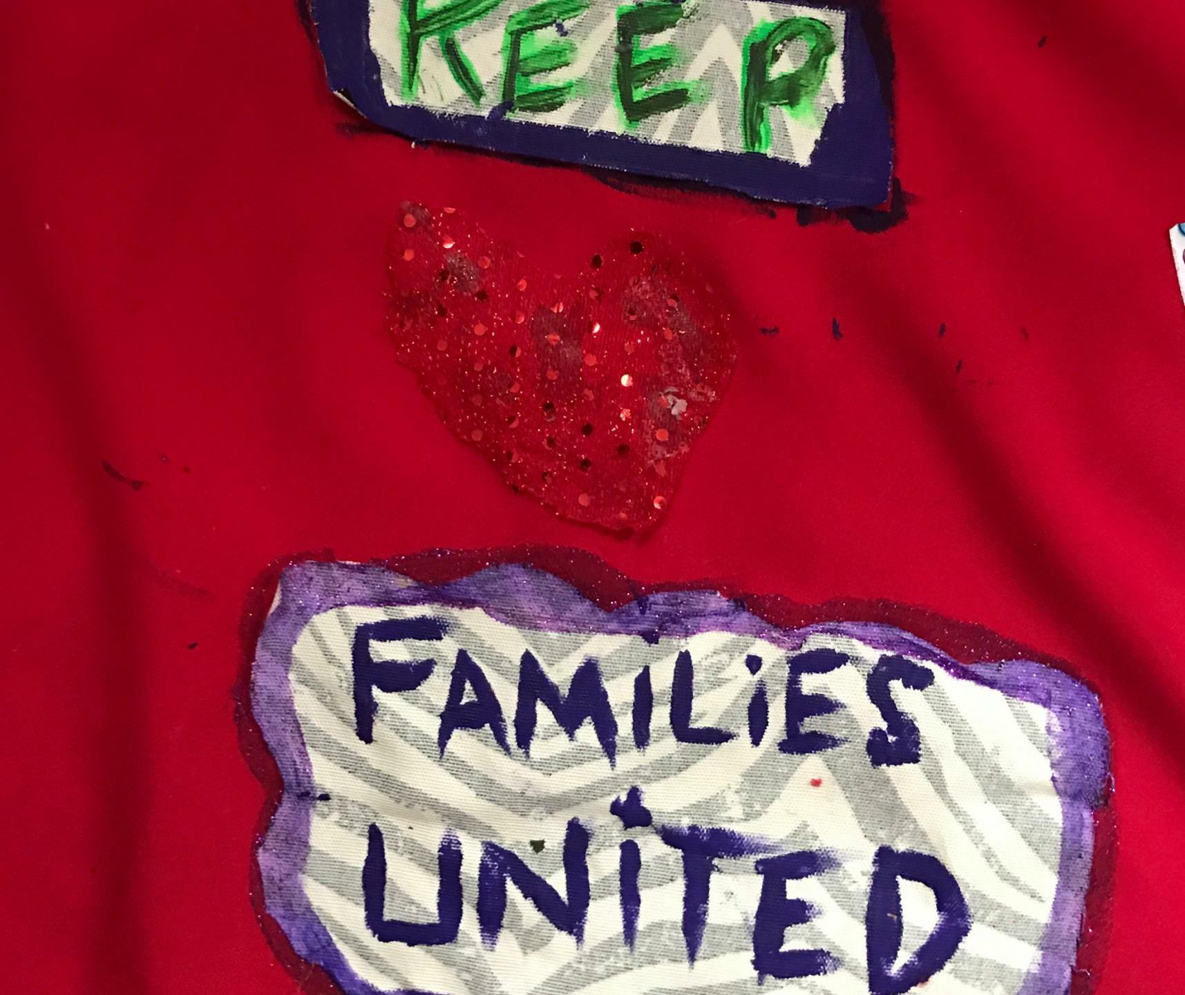 Mantengamos unidas a las familias