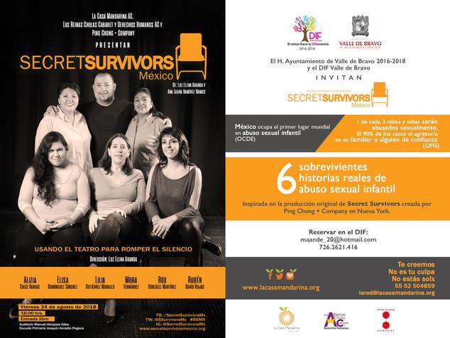 Valle de Bravo: segunda parada de la gira de Secret Survivors México