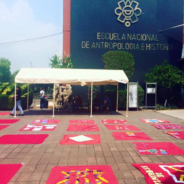 Escuela Nacional de Antropología e Historia (ENAH): Coloquio acoso en universidades