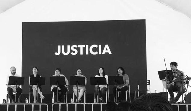 Secret Survivors México en el Festival Tiempo de Mujeres