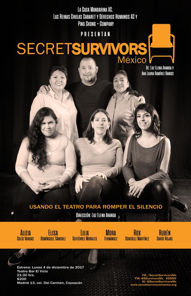 Estreno Secret Survivors México