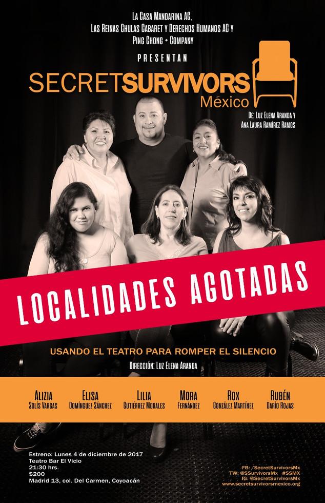 Localidades AGOTADAS para Secret Survivors México