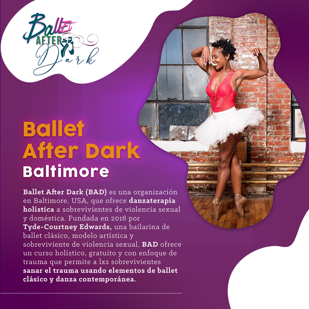 Conoce Ballet After Dark, Baltimore