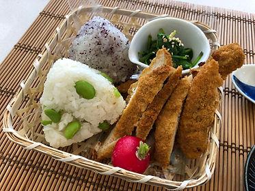Chicken Katsu Bento box .JPG