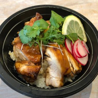 Chicken Teriykai donburi
