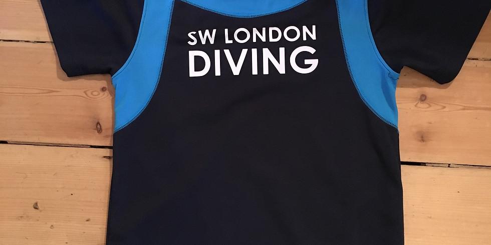 South West London Diving Novices