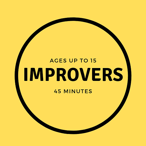 Wednesday 18:00-18:45 Improvers up to 15 with Josh