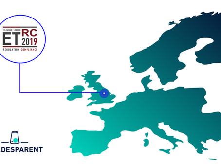 MEET TRADESPARENT AT THE COMPLIANCE AND REGULATIONS SUMMIT (ETRC 2019)