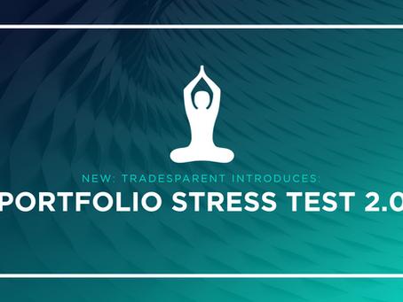 TRADESPARENT UPGRADES ITS PORTFOLIO STRESS TEST SOLUTION
