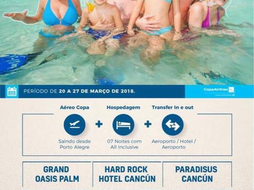 Férias em Cancún