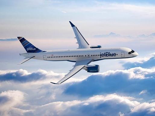 Jet Blue é a primeira companhia Aérea dos EUA ao obrigar o uso de máscaras