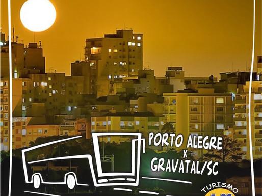 Porto Alegre X Termas do Gravatal/SC