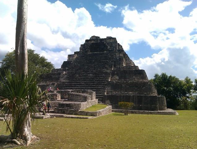 Ruinas Chacchoben