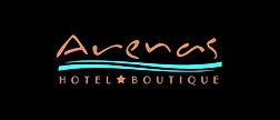 Logo Mahahual Costa maya hotel arenas