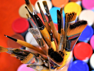 Income Diversification for Authors: Selling Art and/or Crafts