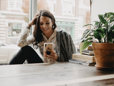 Social Distancing Together: Staying Connected + Supporting Each Other Online