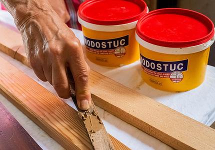 MODOSTUC stucco per legno