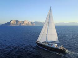 Sailing to Palermo, Sicily